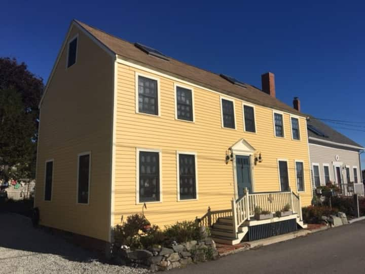 Half-house Condo in Historic South End, Portsmouth