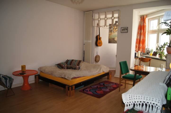 Spacious & Sunny Room