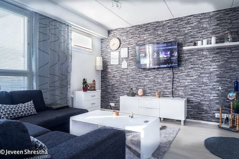 Amazing apartment in Oulu near the sea