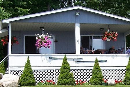 Finger Lakes Cottage, Clear Views! - Himrod - Hus