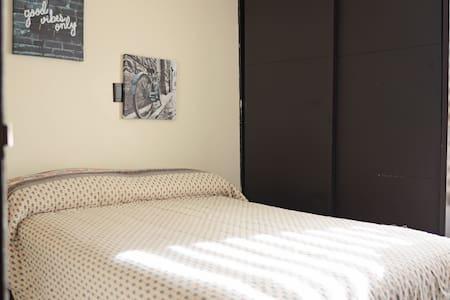 Habitación cómoda cama matrimonial - Ciudad de México - Appartement
