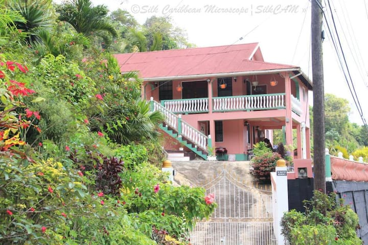 Yambou Pass - Room 2: Flora and Fauna View - Charlotte - Casa
