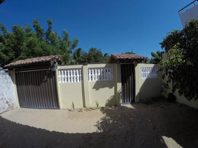 Quarto Jericoacoara(casa compartilhada)