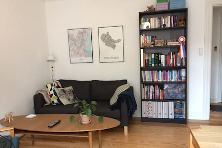 Cosy apartment, two rooms, central location