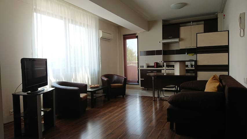Apartament RomExpo Petrom City