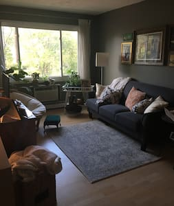 Cozy 1BR in heart of Uptown - Lakás