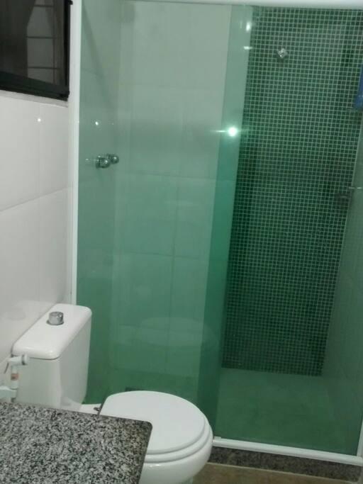 Box _ banheiro da suite