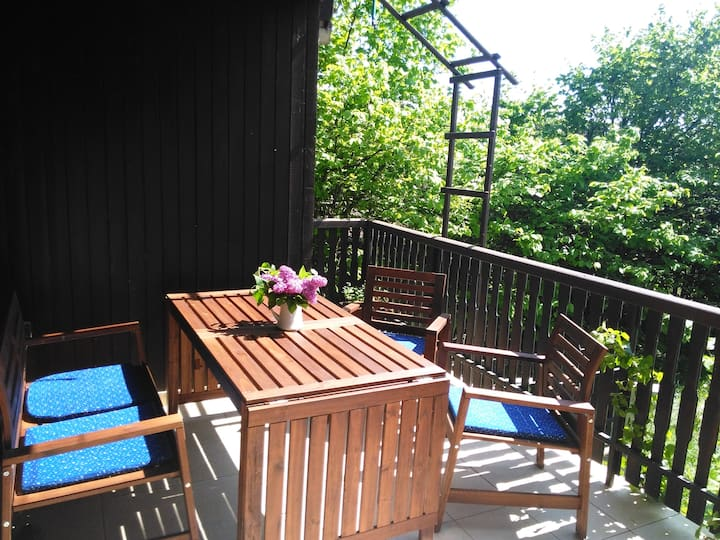 Quiet house with 3 bedrooms on top of Balatonfüred