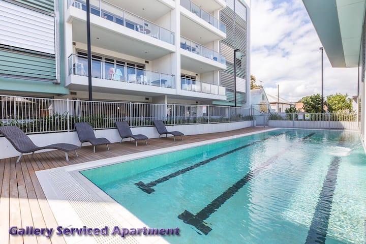 Gallery Serviced Apartment-Fremantle