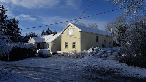Derek's cottage getaway
