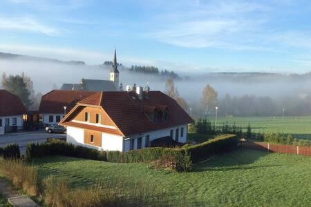Family home, rural to lipno - Lipno nad Vltavou - 小木屋