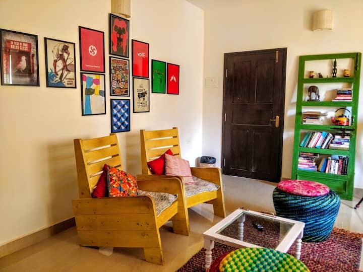 The Assagao House, Goa - 2 BHK