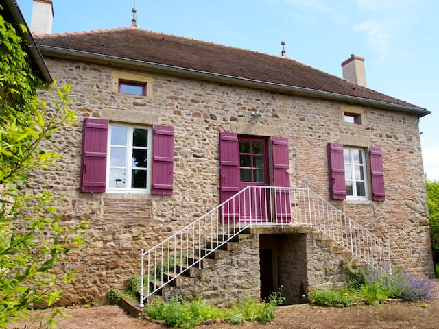 Lovely cottage near Cluny, Taizé, Cormatin