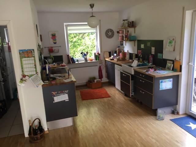 Gemütliches Familienhaus am Murnauer Moos