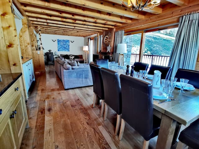CHBROAD : Cosy chalet, located close center