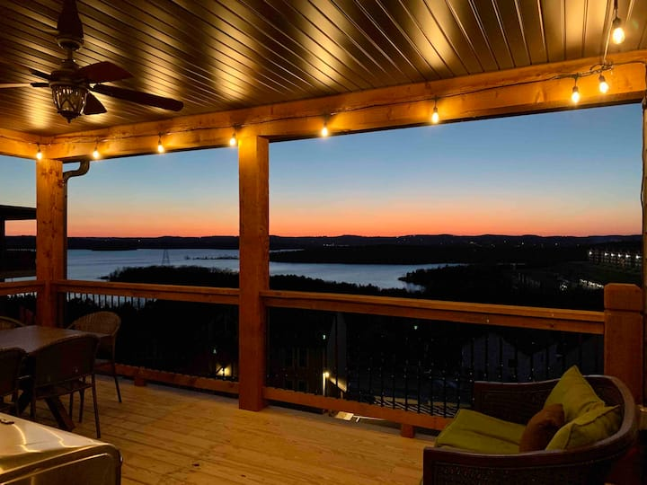 Bluff Rock Lodge NEW LAKEVIEW-Chateau Cove!