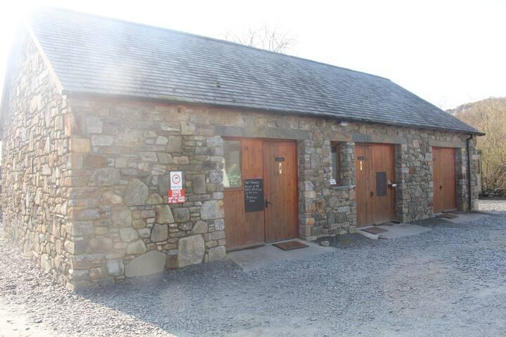 Torrent Walk Bunkhouse in heart of Snowdonia Park