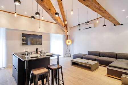 Mini-Loft with City Center seeing - Lyon