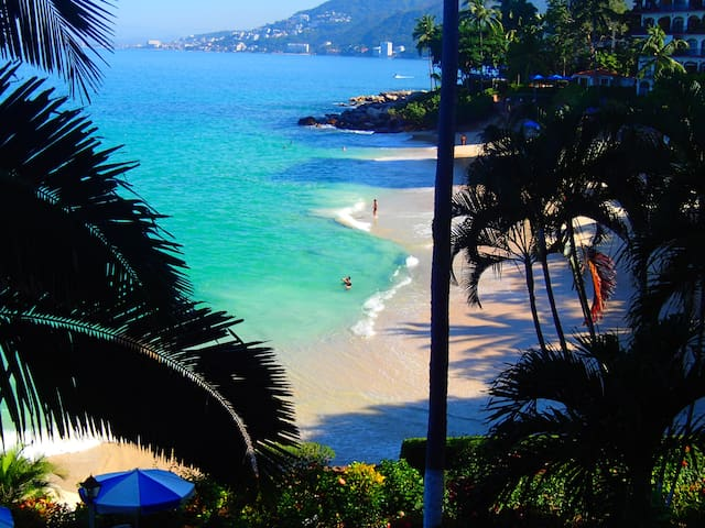 --- PARADISE FOUND ON THE BEACH FROM $69 NIGHTLY - - Puerto Vallarta - Condominium