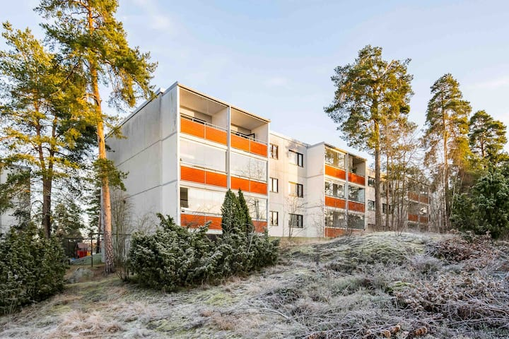 Big Apartment For Five, Close To Shipyard Turku