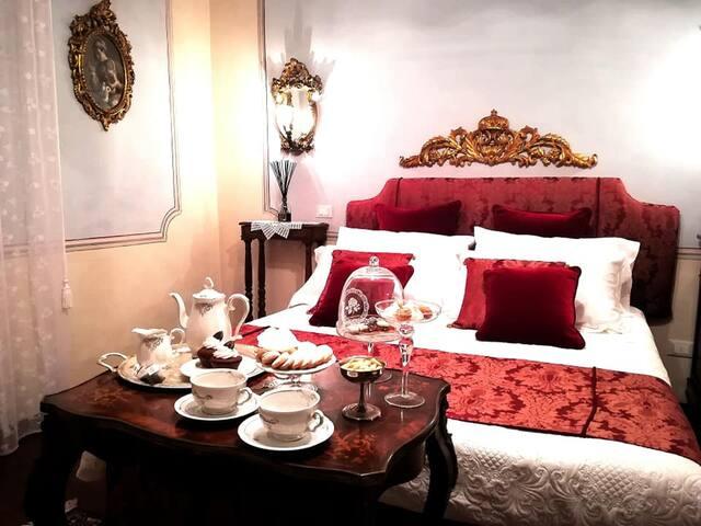 Residenza Dei Ricci Relais Cardinal Room