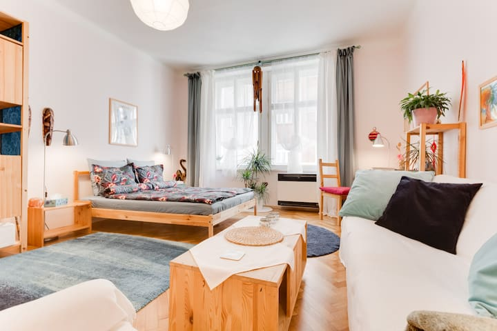 Spot the Right Spot: Great Location&Spacious Room