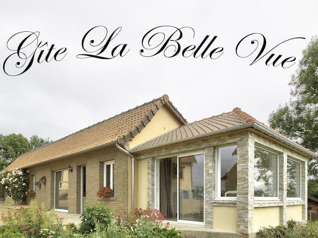 Gîte La Belle Vue - Wavrans-sur-l'Aa - House