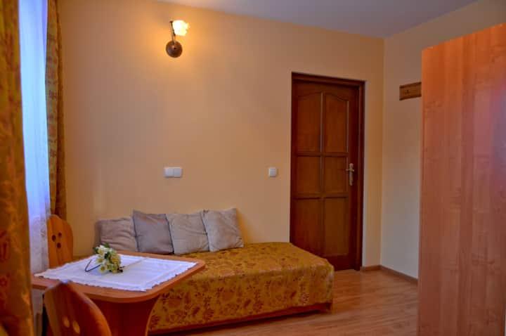 Pokój 3 osobowy w cichej okolicy Zakopanego