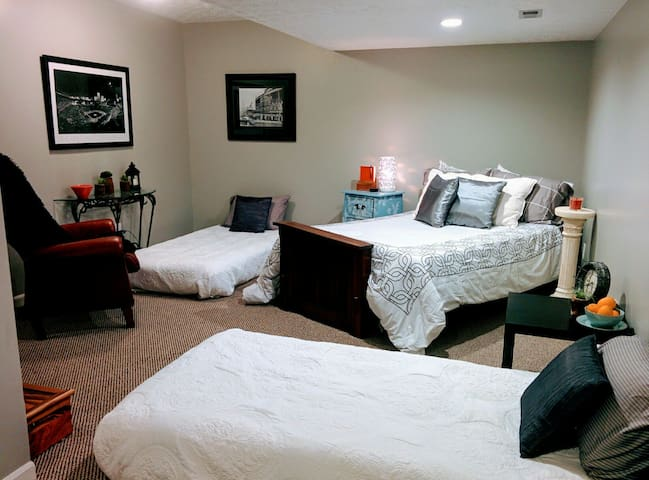 Newly Remodeled Basement Suite in Geist