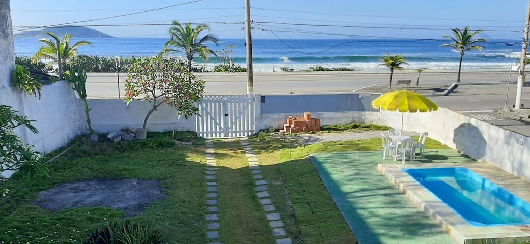 Casa Pé na Areia! A casa da sua família na praia!