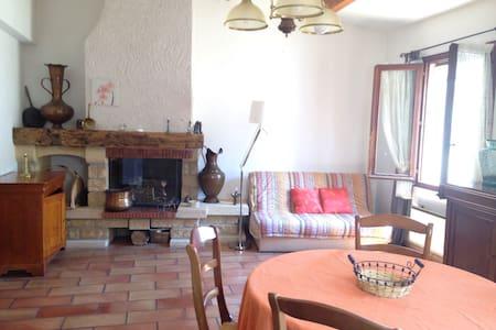 Appartement confortable sur les toits d'Entrevaux - Entrevaux - 公寓