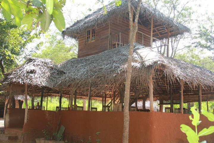 Hiriwadunna Lodge ready for you - Dambulla - Haus
