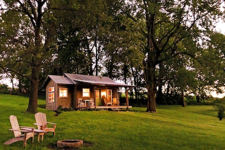The Cabin at Honey Creek