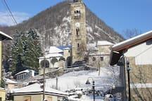 Cesara - Nevicata