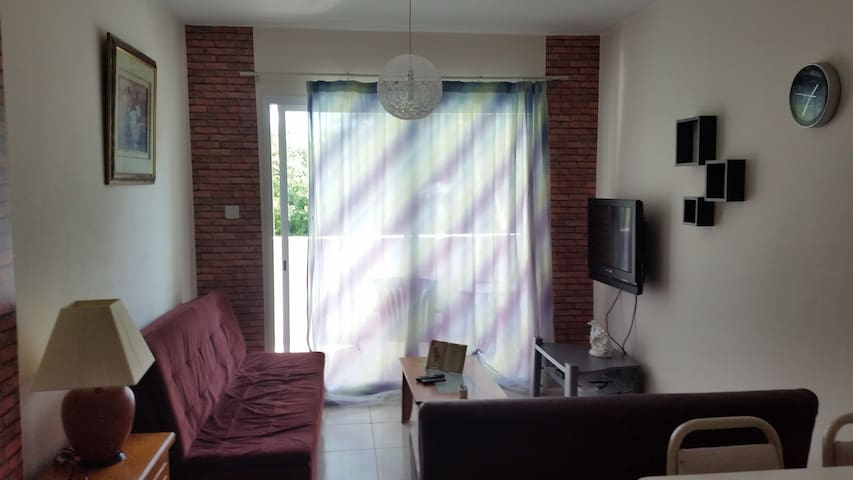 One bedroom flat in Kato Paphos
