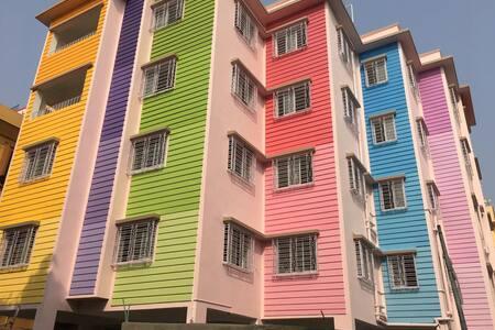 Usha Ramdhanu Brand new apartment.