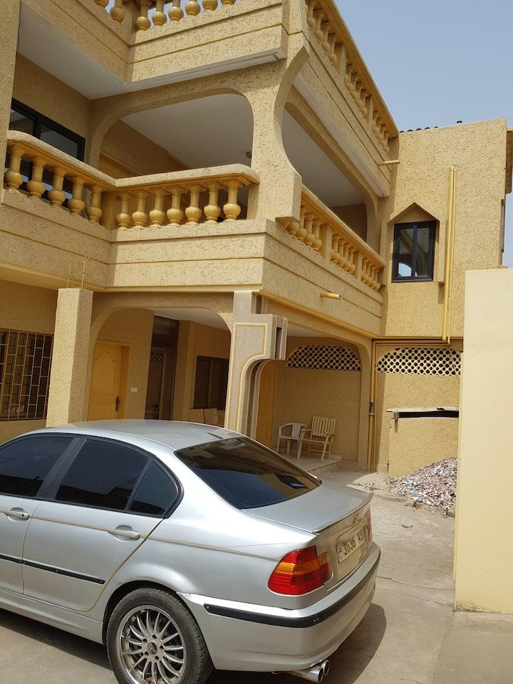 Bel Appart Hervano, F4 Centre Lomé, Wifi gratuit.