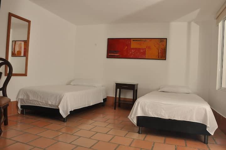 Apartamento exclusivo a dos cuadras de la basílica