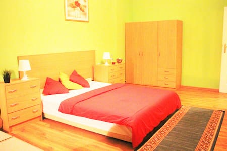 Perfect Room in Center/ Stary Rynek /Market Square - Poznań - Apartment