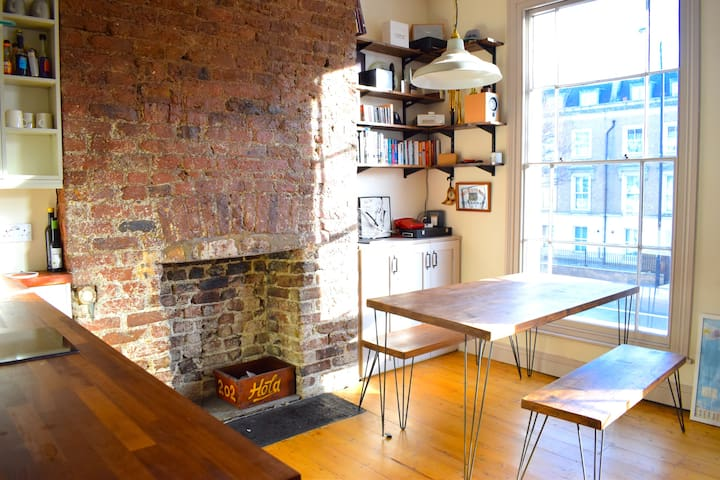 Cosy 1Bed Apt in Holloway- Light & Spacious