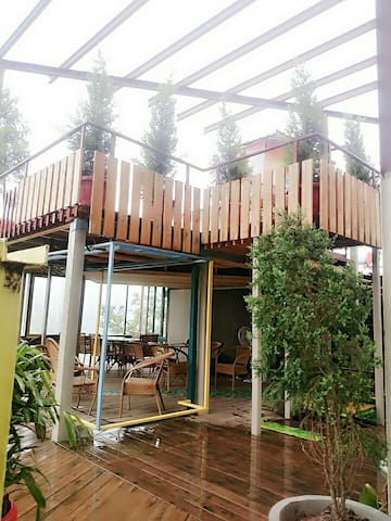 Bed&breakfast with parking included - Kasauli, dharampur  - Pousada