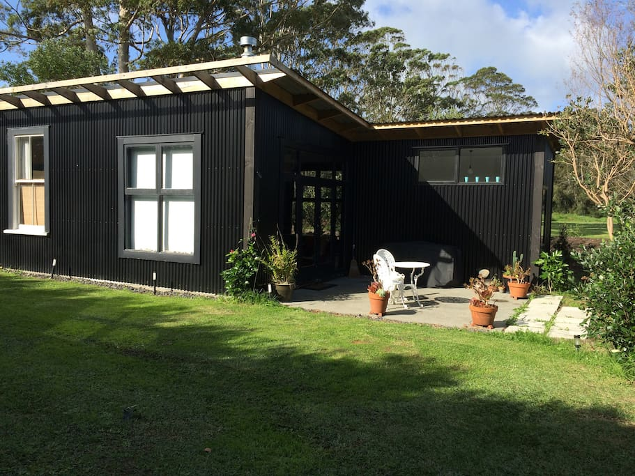 Property & patio