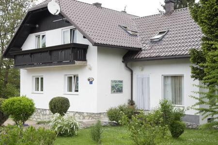FEEL THE NATURE - Plitvička Jezera - Haus