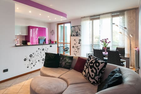 Double room with bathroom- Malpensa - Cardano Al Campo