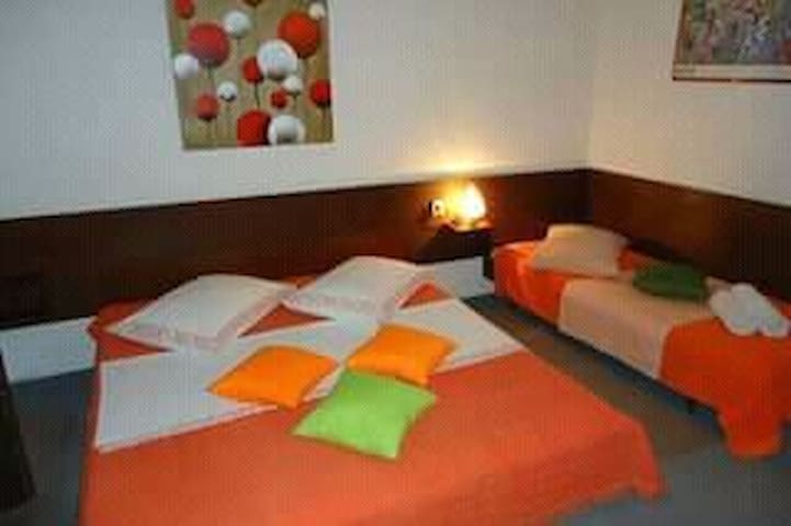 Tripple room Krilo 1, just 10 m from the beach