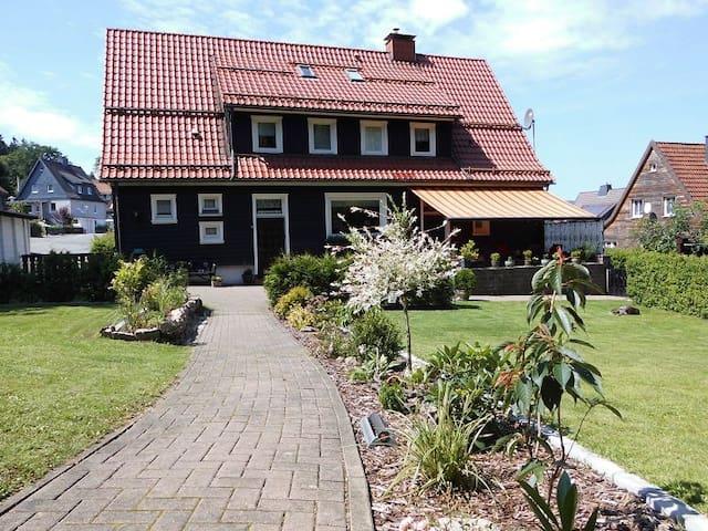 Ferienwohnungen Haus Lotte Braunlage - Braunlage - Apartment