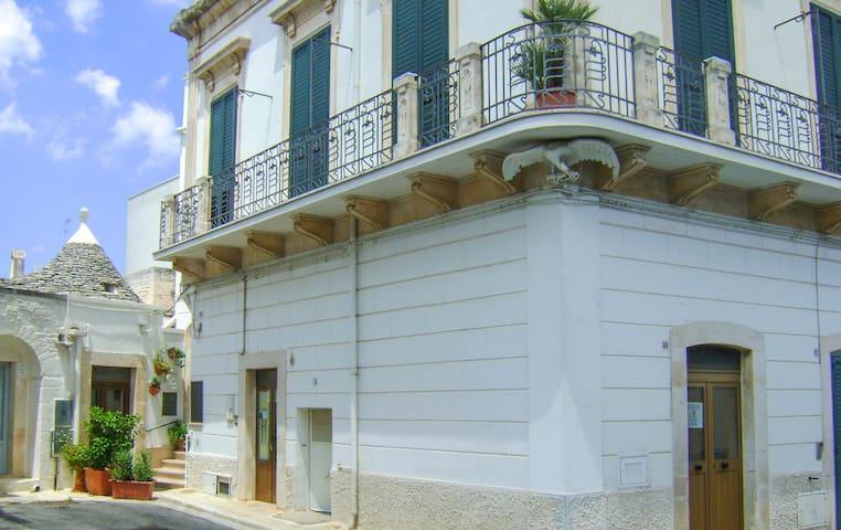 """B&B """"Aquila"""" Alberobello. Appartamento in centro - Alberobello - Bed & Breakfast"""