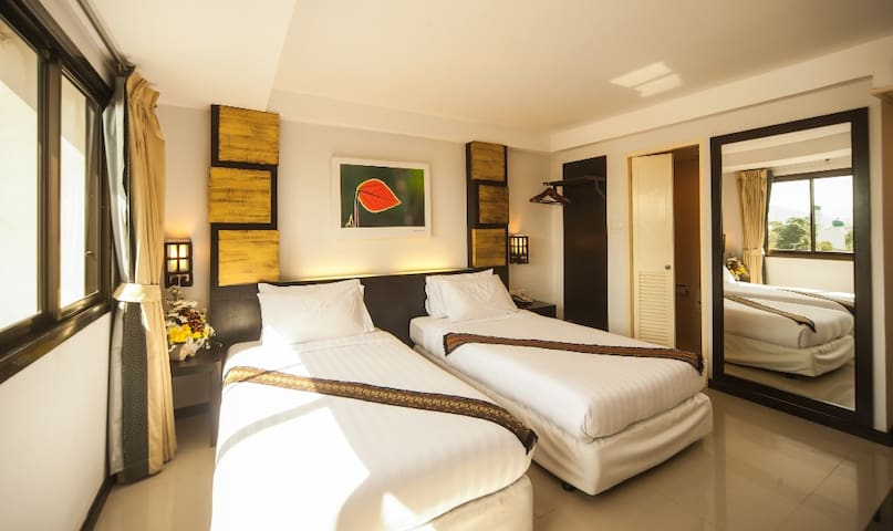 Two in a Twin in Phuket! - Phuket - Apartamento