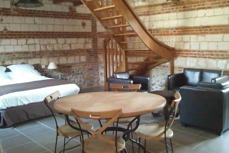 Studio Loft à 20 min de la Baie de Somme