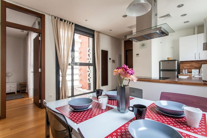 Luxury apartment 2 Triana